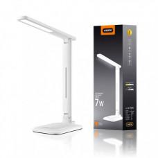 Настольная светодиодная лампа 7w