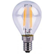 Светодиодная лампа G45 5W E14 4000К (Filament)