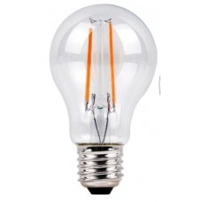 Светодиодная лампа А60 4W  E27 4000К (Filament)